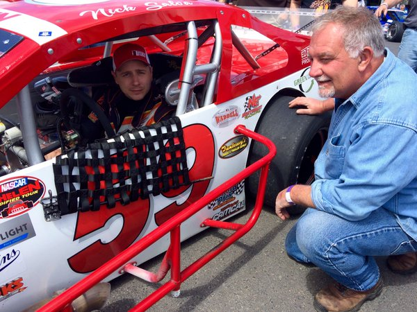 Champ S Return Bo Gunning Ready For Modified Homecoming At Stafford Speedway In Napa Sk 5k
