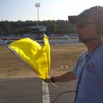 Tim Bennett last year at Stafford Motor Speedway