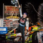 James Civali Cruises To Whelen Southern Modified Tour Win At South Boston Speedway