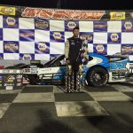 Jon McKennedy Wins In Valenti Modified Racing Series At Stafford Speedway