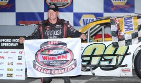 Over $55,000 In Contingencies Awarded To Stafford Speedway Competitors In 2016