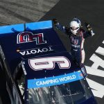 William Byron Wins Camping World Truck Series UNOH 175 At NHMS