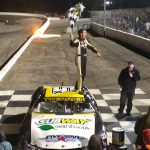 Bumpy Road: Bobby Therrien Wins ACT Finale At Thompson Sunoco World Series