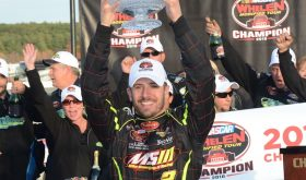 Setting The Scene: Whelen Modified Tour Performance Plus 150 At Myrtle Beach Speedway
