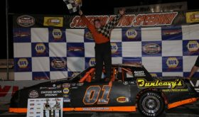 Johnny Walker Ready To Defend DARE Stock Championship At Stafford