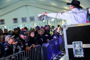 The Wicked Good Live Auction generated more than $53,000, helping the New Hampshire Chapter of SCC to its biggest fundraising race weekend ever (Photo: Alan MacRae/New Hampshire Motor Speedway)