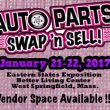Autoparts Swap 'N Sell & Cruisin' New England Join Forces Again in 2017