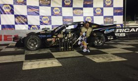 Todd Owen Closing In On First Win Of 2017 At Stafford Speedway
