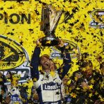 Jimmie Johnson Remembers Ted Christopher Friday Morning At New Hampshire Motor Speedway