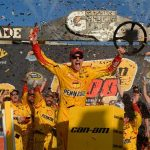 NASCAR Notebook: Joey Logano Extends Contract With Penske Racing