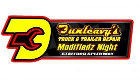 Stafford Speedway SK Light Mod Drivers On Dunleavy's Modifiedz Night Purse
