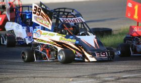 George Bessette Jr. Moving From Karts To DARE Stocks At Stafford Speedway