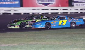 Josh Wood Ready For Double Duty In SK Modified, Late Model At Stafford
