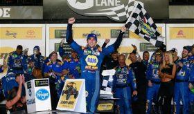 Chase Elliott, Denny Hamlin Win Can-Am Duel Daytona Qualifying Events