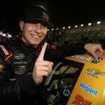 Former Speedbowl Regular Kaz Grala Wins Truck Series Opener At Daytona