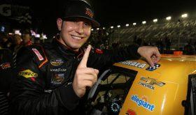 Former Speedbowl Regular Kaz Grala Wins Truck Series Opener At Daytona