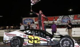 Tyler Rypkema Scores Modified Victory At New Smyrna World Series Tuesday