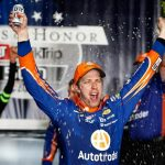 Brad Keselowski Pounces On Unexpected Opportunity To Win At Atlanta