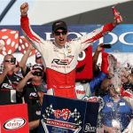 Joey Logano Holds Off Kyle Larson For XFINITY Series Win In Las Vegas