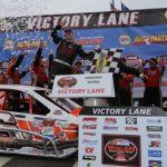 Hands On: Ryan Preece Scores First Whelen Mod Tour Spring Sizzler Win At Stafford