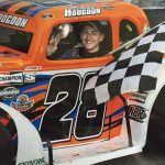 Teddy Hodgdon Ready For MSD Legends Opener At Thompson Speedway