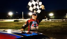 Speedbowl Notes: Al Stone III Rocks The Limited Sportsman Feature At Waterford