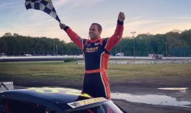 Triple Time: Anthony Nocella Wins Valenti Modified Racing Series Event At Waterford
