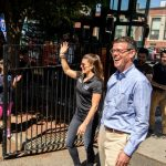 Danica Patrick Spends Day In Boston With Elementary Students