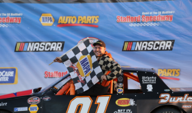 Stafford Notes: Johnny Walker Captures DARE Stock Title
