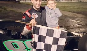 Fixer Upper: Keith Rocco Wins SK Modified Feature At New London-Waterford Speedbowl