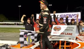 Ryan Preece Bobblehead Giveaway, Seminars, Part Of New England Racers Auction/Trade Show