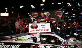 Timmy Solomito Repeats In Whelen Modified Tour Action At Riverhead Raceway