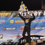 Ageless: Ted Christopher Tops In Heated SK Modified Duel At Stafford Speedway