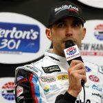 NHMS Notebook: Aric Almirola Thrilled To Return To Monster Energy Cup After Injury