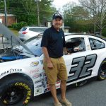Thompson Regular Ray Parent Expected In K&N Pro Series Busch North Throwback Field Saturday