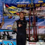 Swept Away: Jon McKennedy Wins Modified Touring Series Lincoln Tech 100 At Stafford