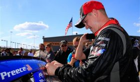 Ryan Preece To Make At Least 10 Starts For Joe Gibbs Racing NASCAR XFINITY Series Team In 2018