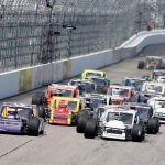 NASCAR's Short Track Racing Takes Center Stage At NHMS Full Throttle Weekend