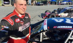 Testing The Waters: CJ Lehmann Ready To Make Full-Time Jump To Whelen Mod Tour For 2018