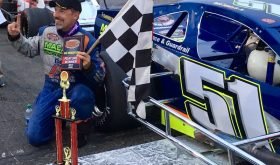 Sliding Into Home: Rob Janovic Jr. Uses Late Save To Grab SK Modified Victory At Speedbowl
