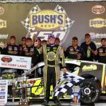 Breakthrough: Patrick Emerling Gets First Whelen Mod Tour Win At Bristol Motor Speedway