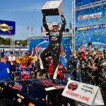 How Sweep It Is: Bobby Santos III Wins Whelen Modified Tour F.W. Webb 100 At NHMS