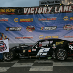 Cory DiMatteo Scores SK Light Modified Championship At Stafford in Rookie Season