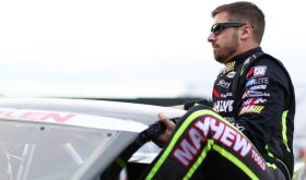 Doug Coby Prepared For Solid Run At NAPA Spring Sizzler At Stafford Speedway