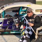 Consistent Payoff: Todd Owen Walks Away Big SK Modified Winner At Thompson Speedway