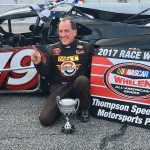 Ted Christopher Wins 2017 NASCAR Whelen All-American Series Connecticut State Championship