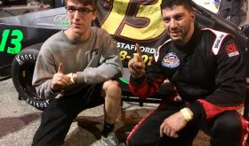 Closure: Ted Christopher Protégé Keith Rocco Wins SK Modified Feature At Stafford