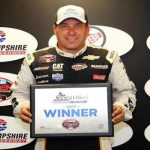 Ryan Newman Wins Pole For Whelen Modified Tour F.W. Webb 100 At NHMS