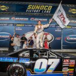 Woody Pitkat Dedicates First ACT Invitational Victory At NHMS To Ted Christopher