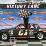 Johnny Walker Claims Second Consecutive DARE Stock Track Championship At Stafford